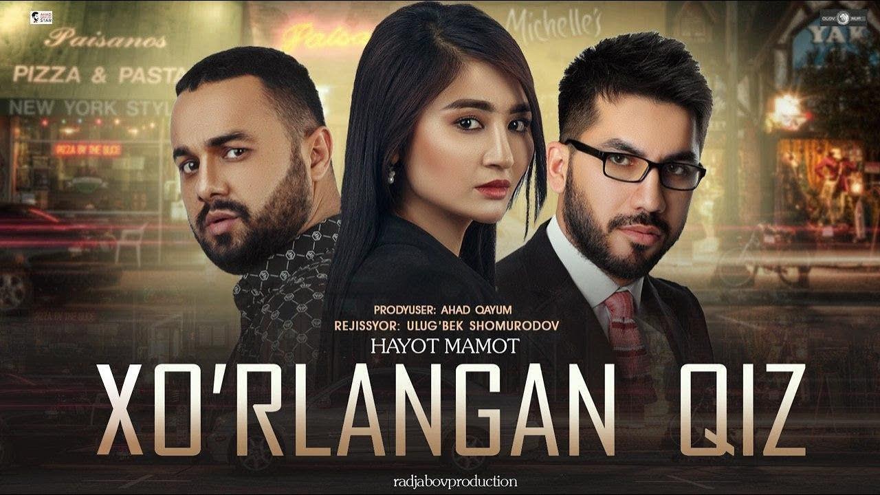 Xo'rlangan qiz (o'zbek film) | Хурланган киз (узбекфильм) 2020