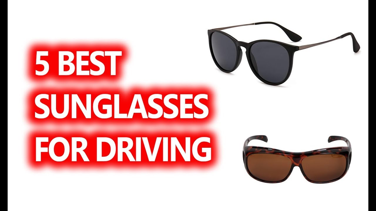 811b46a4eb46 Best Sunglasses For Driving - YouTube