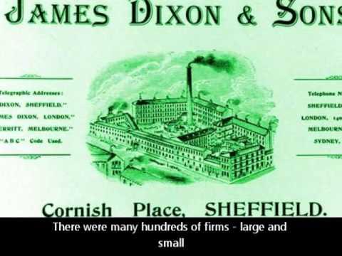 Sheffield's World Class Cutlery Industry