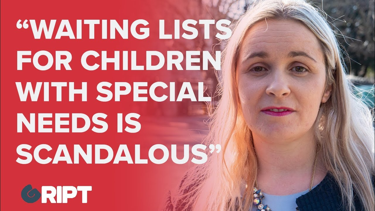 Nolan: Waiting lists for assessment for children with special needs is scandalous