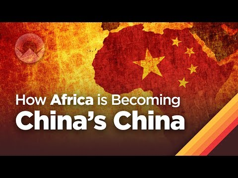 How Africa is Becoming Chinas China