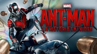 Ant Man: La Historia en 1 Video