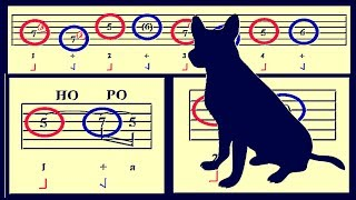 Black Dog Guitar Lesson: Timing and more!