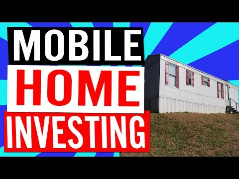 Mobile Home & Trailer Investing: Pros Vs Cons