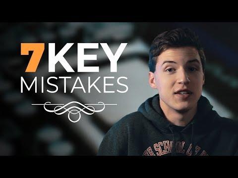 7 KEY MISTAKES Blender Beginners Make