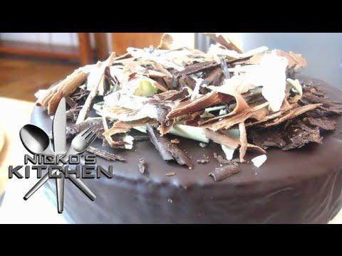 Chocolate Cake - Video Recipe
