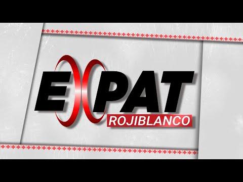 """""""Expat Rojiblanco"""" (previo)"""