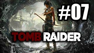 """SAVAGE HUNGRY WOLVES! (UPGRADE AXE)"" Tomb Raider #07"