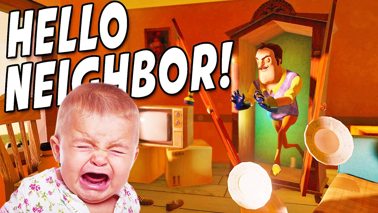 Breaking And Entering Simulator Hello Neighbor Stealth