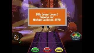 Billy Kane (KOF) plays Billie Jean by Michael Jackson (cover hecho por Jotun6662)