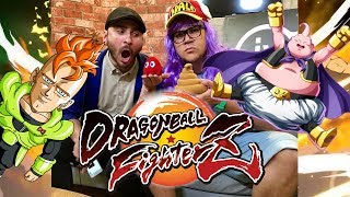 DRAGON BALL FIGHTERZ ! ! !
