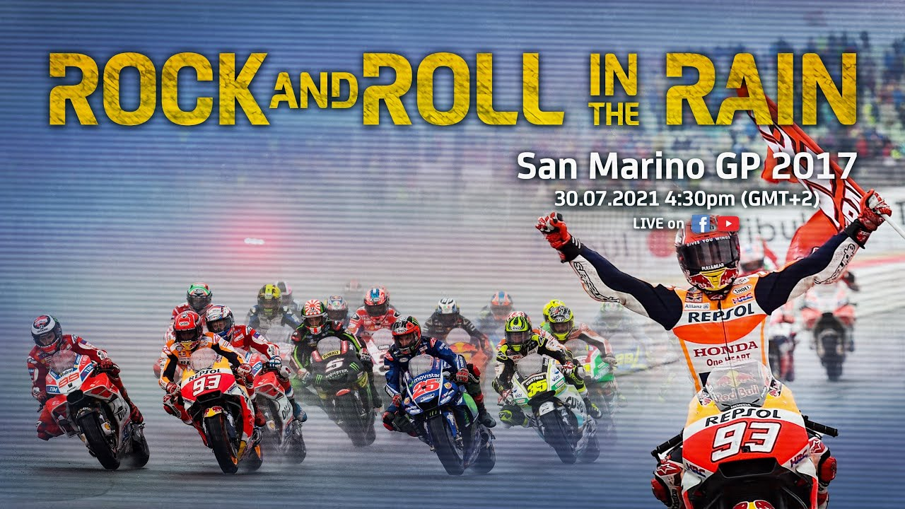 2017 #SanMarinoGP | Full MotoGP Race
