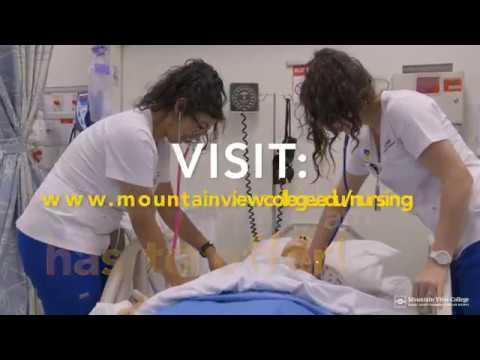 Mountain View College Nursing Program