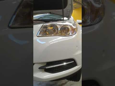 VF Commodore headlight globe replacement