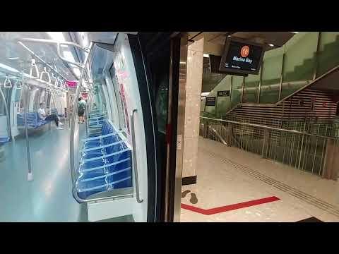 SMRT C830 Ride From Promenade - Marina Bay