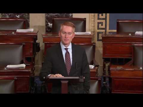 Senator Lankford Speaks About Shooting in Alexandria and Prays on Senate Floor