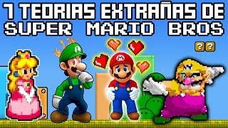 Top 7: Las Teorías mas Extrañas de Super Mario Bros