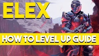 ELEX - How To Level Up and Survive GUIDE [Tips & Tricks]