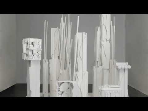 Louise Nevelson 路易斯·內維爾森 (1899-1988) Abstract Expressionism American