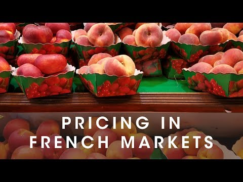 A Few Tips on Buying Stuff in Markets - French Friday