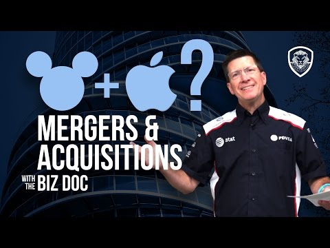 How to Create a Successful Merger or Acquisition - A Case Study for Entrepreneurs