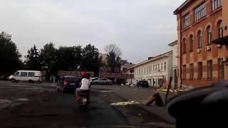 Последствия урагана в Нижнем Новгороде Крыша упала на машину Красное Сормово 27 07 2016(, 2016-07-27T17:39:51.000Z)