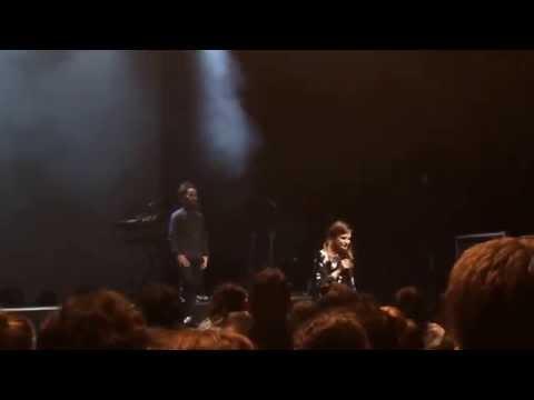 Christine and the Queens - Concert à la Siréne le 06/02/15
