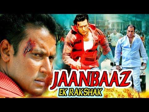 Jaanbaaz Ek Rakshak - Dubbed Full Movie   Hindi Movies 2015 Full Movie HD