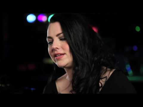 Gibson interviews Evanescence's Amy Lee FULL HD