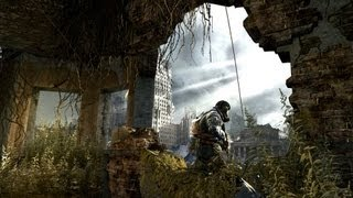 Metro: Last Light Part 1 PC Max Settings 1080p No Commentary | Intoduction, Sparta, Ashes