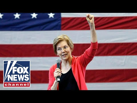 Elizabeth Warren holds 2020 campaign event in Queens, NYC