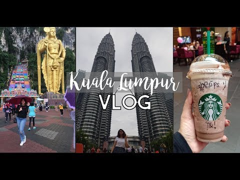 TRAVELOGUE- MALAYSIA FOR THE FIRST TIME PT -1  | KUALA LUMPUR | GLOSSIPS