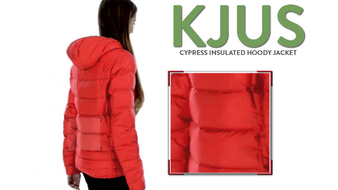 dc38861617d KJUS Cypress Hooded Down Jacket (For Women) - YouTube