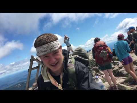 Appalachian Trail thru hike: Mount Katahdin