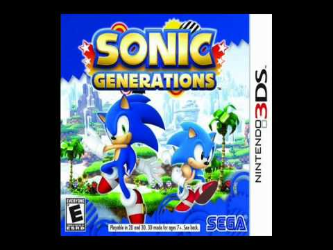 Supporting Me... / Boss Battle: Biolizard (Sonic Adventure 2) (from Sonic Generations)