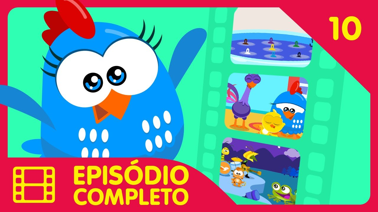 Galinha Pintadinha Mini Episodio 10 Completo 12 Min Youtube