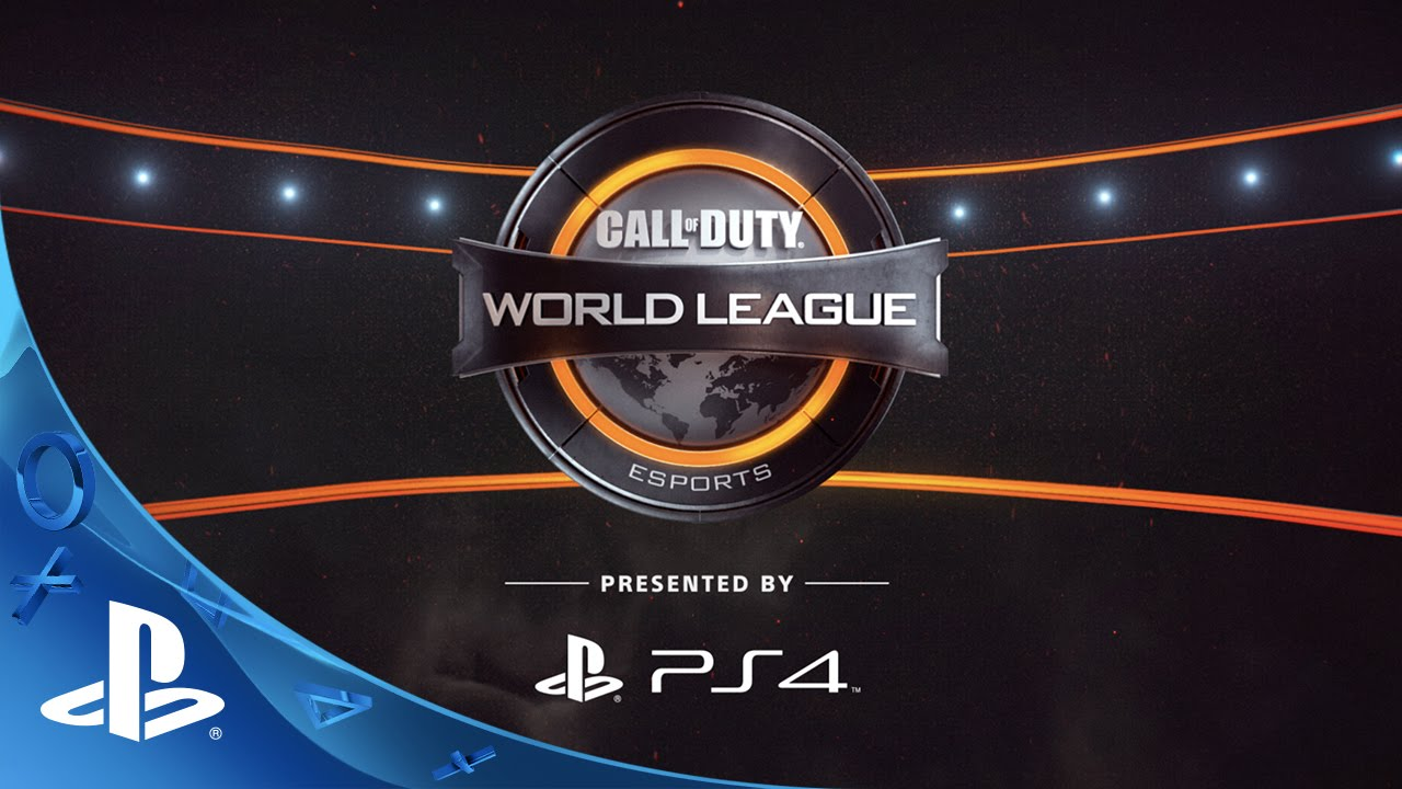 Playstation experience 2015 call of duty world league playstation experience 2015 call of duty world league announcement trailer ps4 youtube buycottarizona