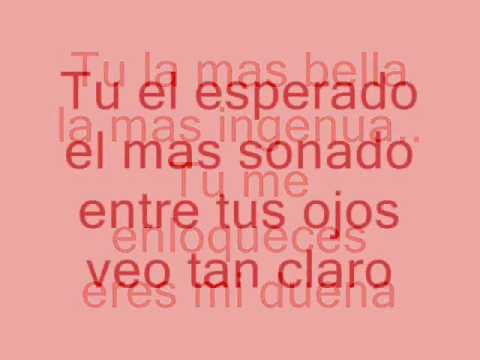 Flor Canzoni : Desde que te vi e Tu (più testo) ♬