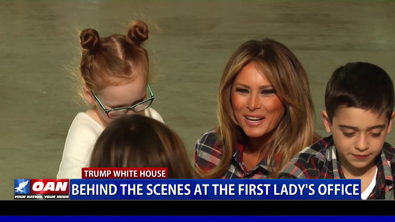 Behind the Scenes at the First Lady's Office