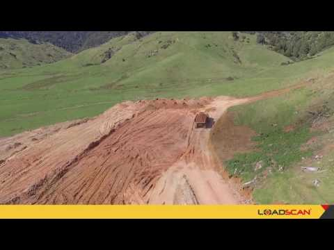 Loadscan Mining Load Volume Scanner