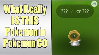 Pokemon Theory: What IS The NEW Pokemon GO Pokemon?