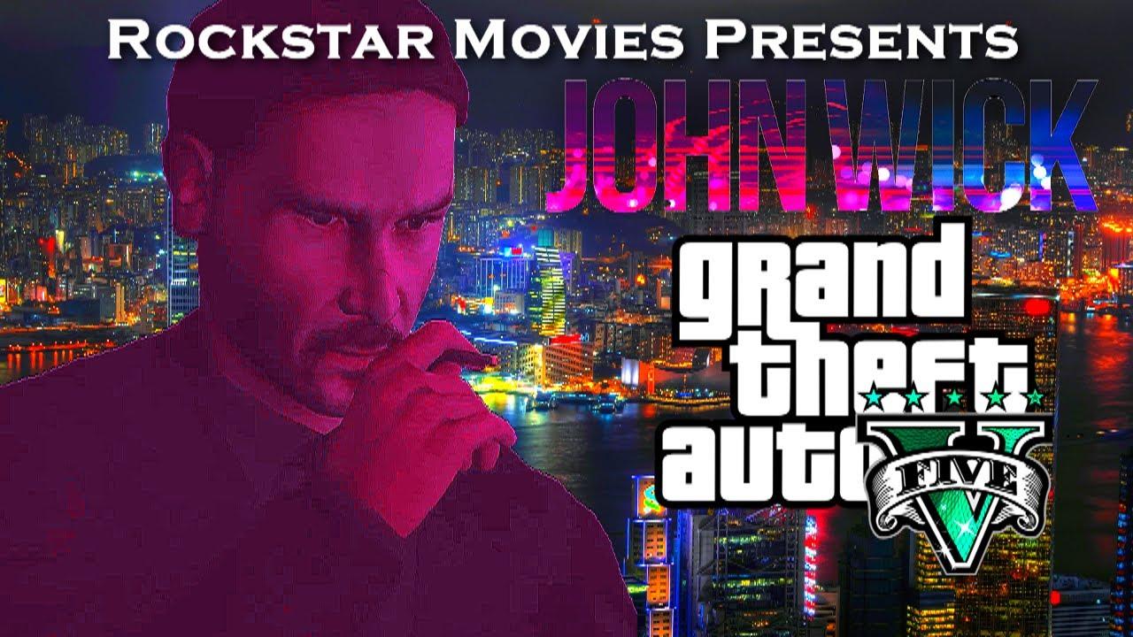 John Wick | GTA V Movie Remake