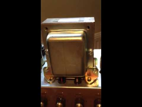 marshall 1959 hw plexi ri output transformer buzzing. Black Bedroom Furniture Sets. Home Design Ideas