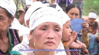 Displaced Karen demand Myanmar Army leave their ancestral lands