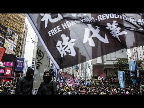 hong-kong-protesters-vow-to-'keep-fighting'-in-new-year's-day-march