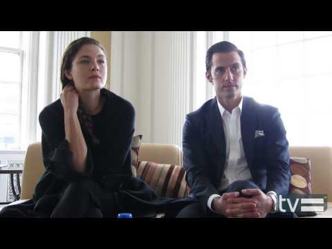 Mob City (TNT): Alexa Davalos & Milo Ventimiglia Interview