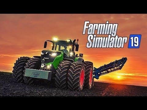 Обзор Гелика!!!! В  Farming Simulator 19
