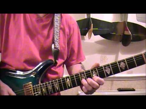 TUTORIAL FOR EASY ON MY MIND BY THE EASYBEATS