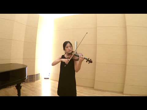 Mozart: Turkish March for solo violin