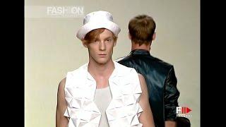 ANTONIO MIRO' Men Spring Summer 2010 Madrid   Fashion Channel